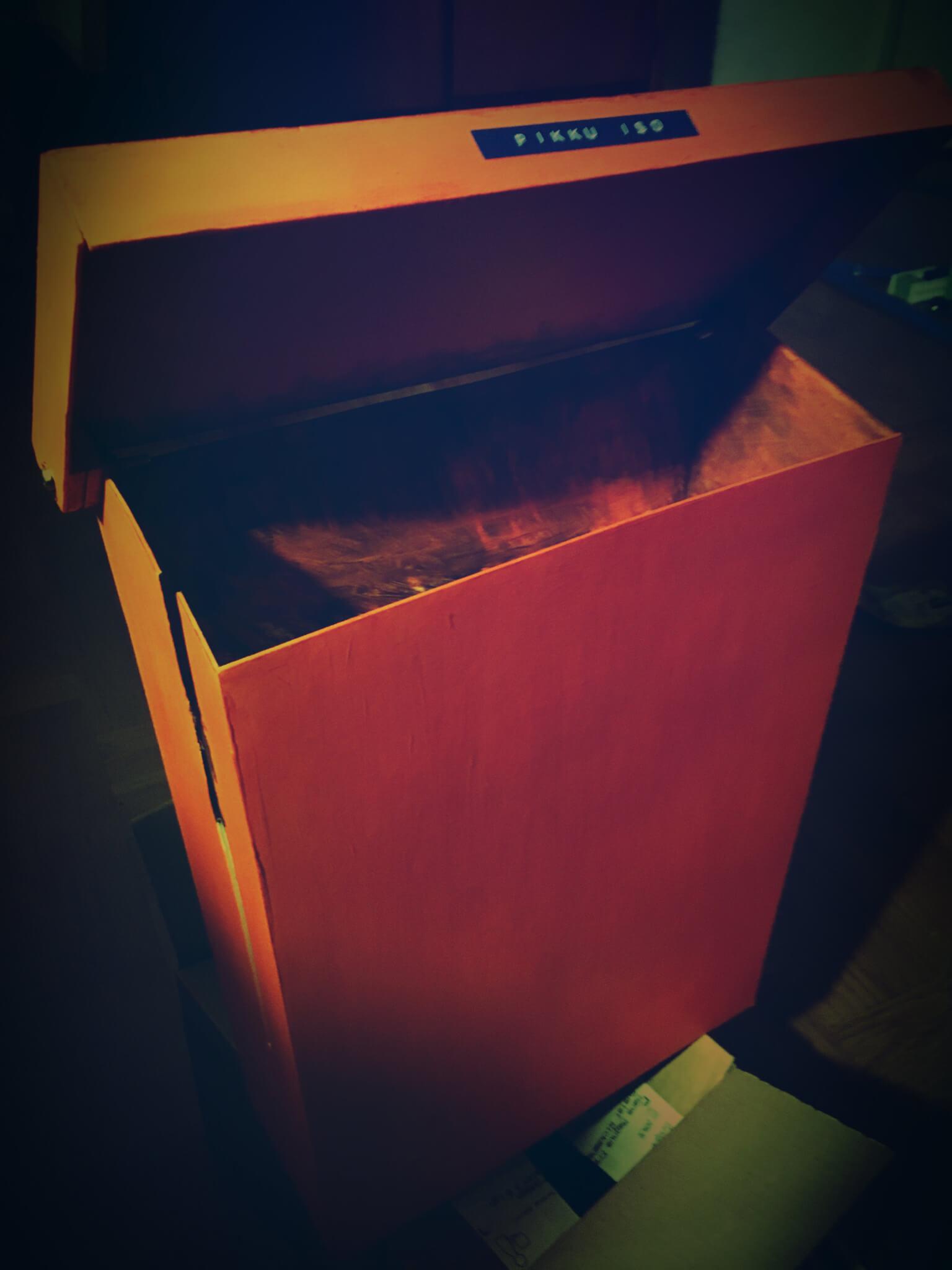 pikkus brevlåda pikku's mailbox