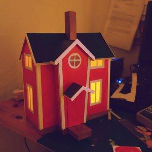 Pikku's house